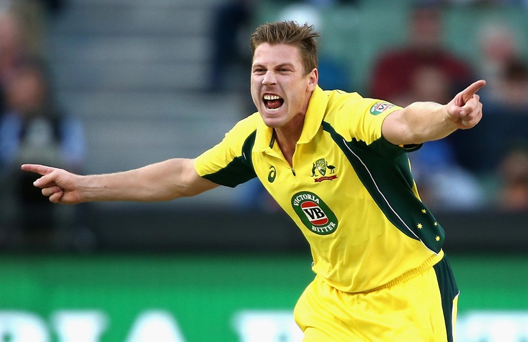 James Faulkner returns for the final ODI // Getty