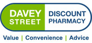 Davey Street Pharmacy Logo