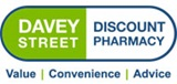 davey street discount pharmacy logo